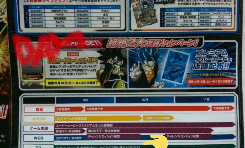 Its Written There :(On TV Section on Bottom) 「ドラゴンボール超 」好評放送