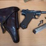 Rare World War I German Luger pistol surrendered in South Australian firearm amnesty
