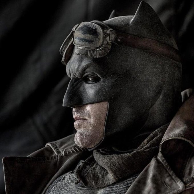 Happy Birthday to himself, Ben Affleck. (Photo: Clay Enos)