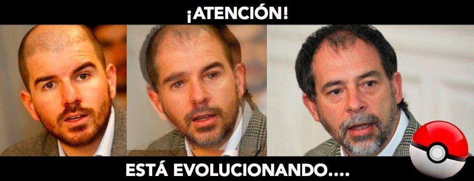 RT @realHenryBoys: ¡Atención! Giorgio Jackson está evolucionando.... #FraudeAmplio #LaPeorExcusaQueTePuedenDar 😂😂😂 https://t.co/uyJGtRMAL0