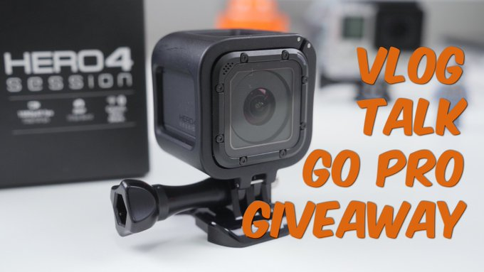 Go Pro Giveaway