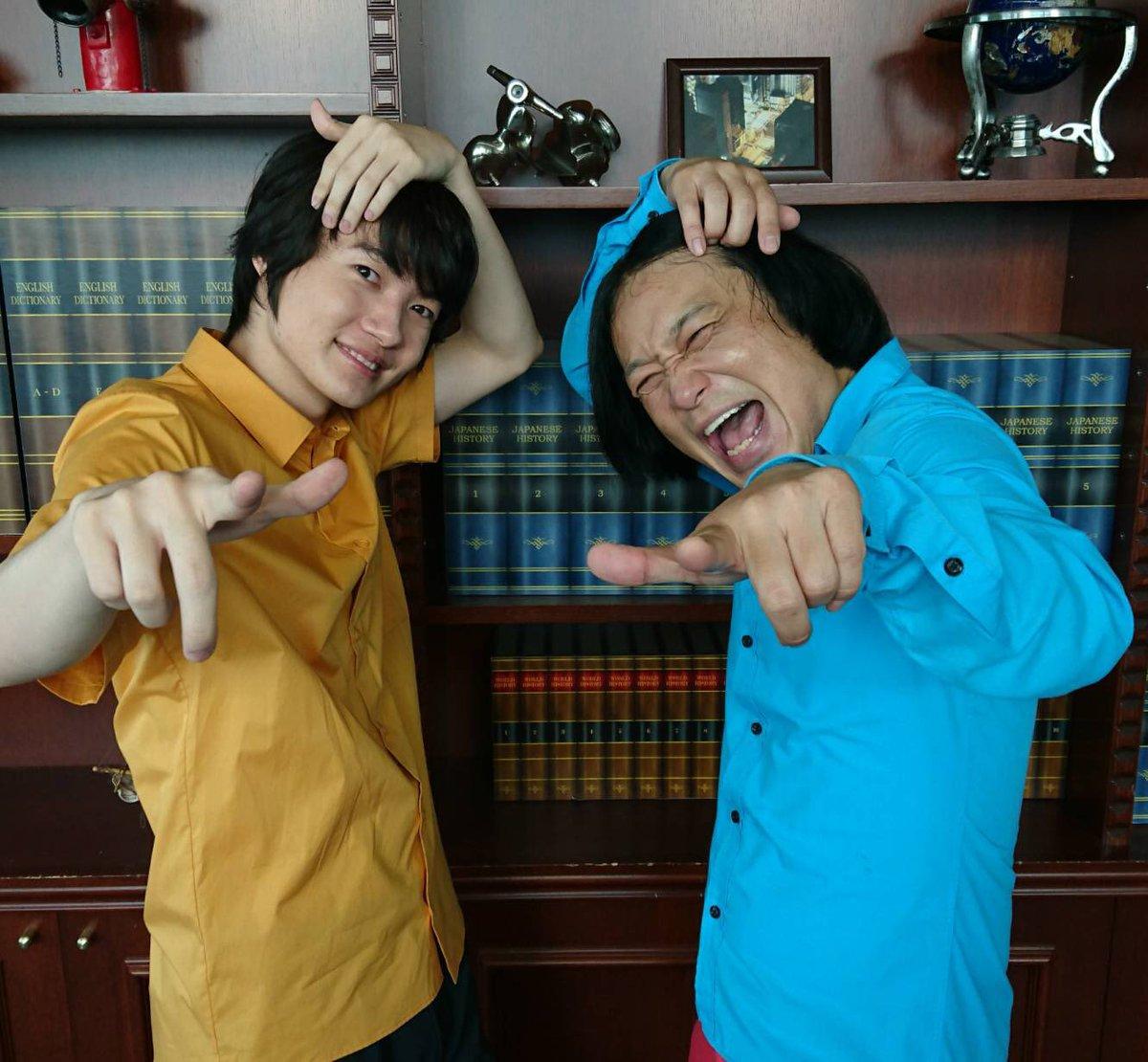 """永野と神木隆之介さんが同期とは…😳錚々たる同級生との🍚秘話、ありがと🙏🏻アフレコは""""距離感""""が大事🤔#神木隆之介 が声優"""