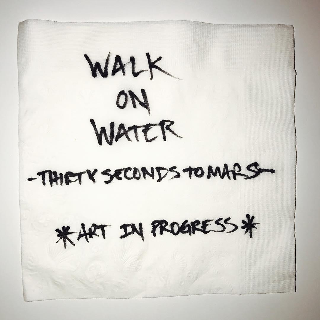 #WalkOnWater / August 22. Pre-save on @Spotify now + hear it first: https://t.co/NeOUIZI6Si https://t.co/XeTbECMUTC