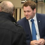 Hamish Walker the new National Clutha-Southland candidate replacing Todd Barclay