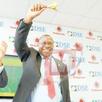 Vodacom trading off to a slow start at DSE