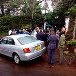 Police and KRA officers raid AfriCOG offices in Lavington, Nairobi