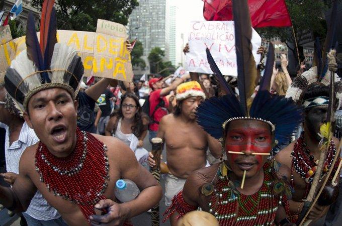 Brazil set for landmark indigenous land rights ruling
