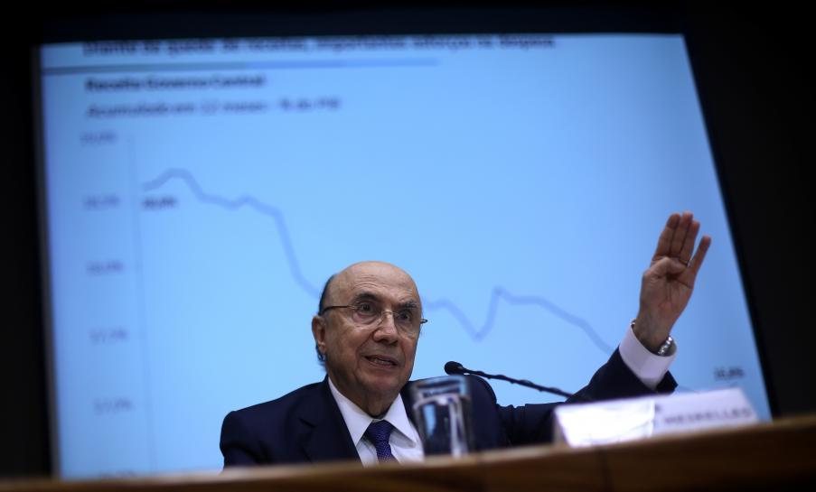 Brazil softens budget deficit goals through 2020