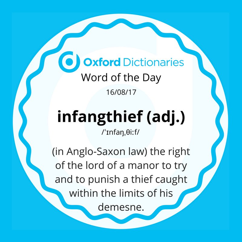 test Twitter Media - Word of the Day: infangthief https://t.co/tgGnM6J3b3 https://t.co/eYozLnqTei