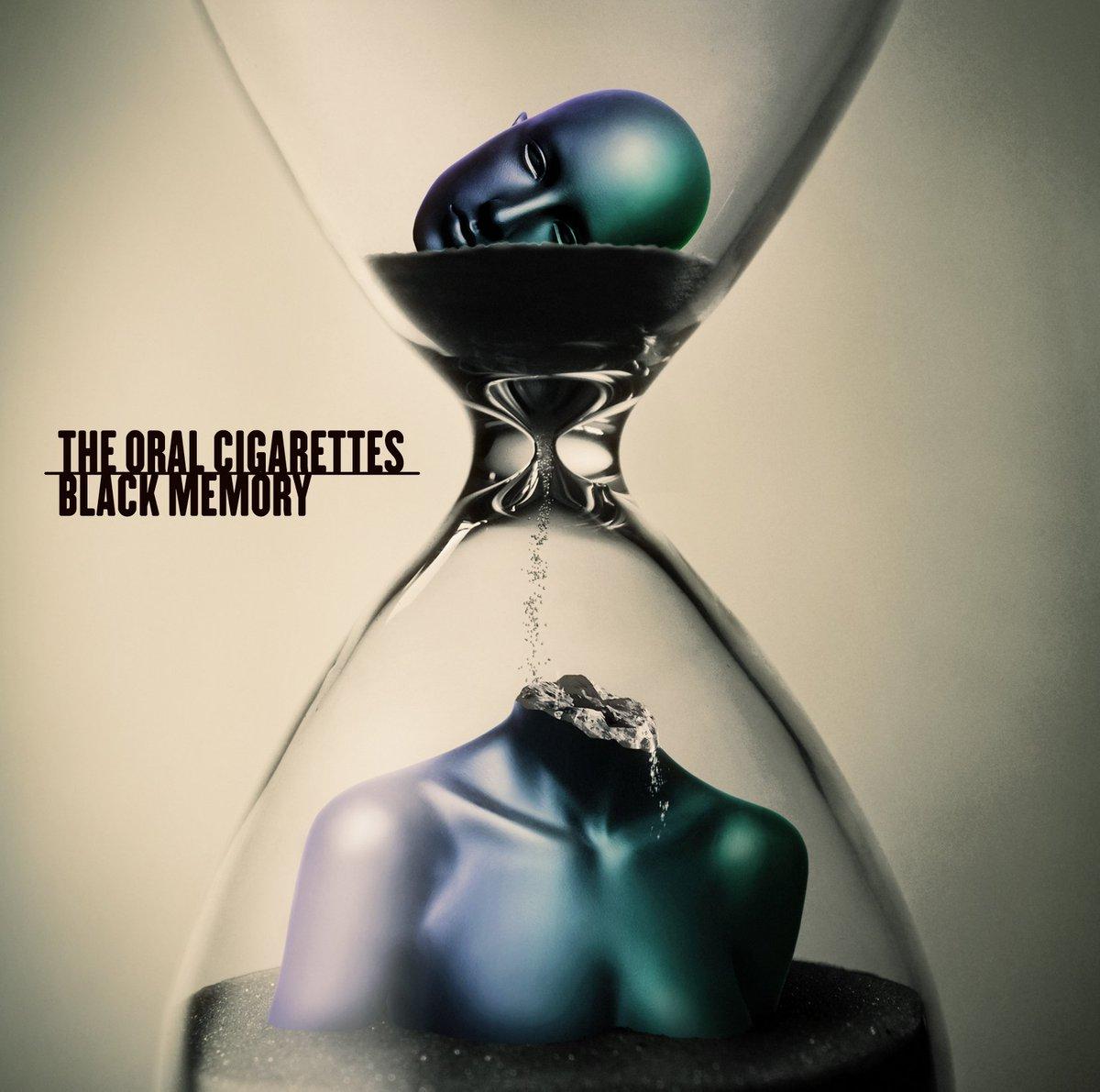 THE ORAL CIGARETTES 9/27発売 映画亜人主題歌のニューシングル 『BLACK MEMORY』!TS