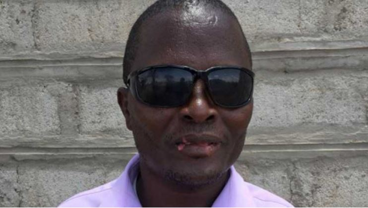 The sky is the limit for blind aspirant who won MCA seat