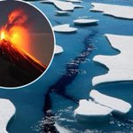 Fears dozens of newly-discovered volcanoes below Antarctica could ERUPT triggering mass flooding and global chaos