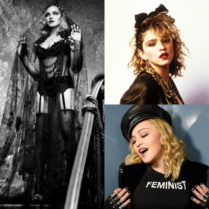 HAPPY 59th BIRTHDAY MADONNA!!!    She has influenced multiple musicians since the early 1980s!