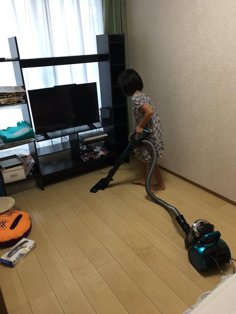 クリーンナップ大作戦‼️いつも使っているお部屋を綺麗にお掃除しました☺️#ハンドレッド #放課後デイ #児童発達 #夏休