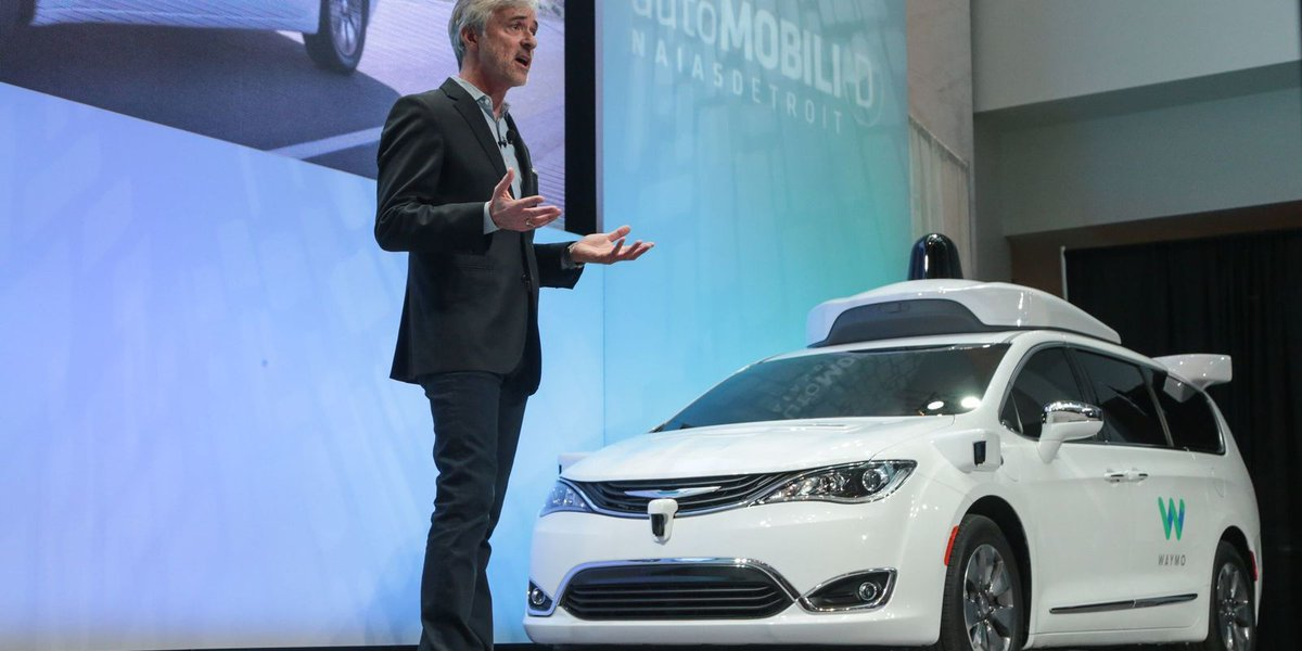 Fiat Chrysler to develop self-driving car platform with BMW, Intel, Mobileye