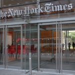 Showtime making documentary on New York Times in age of Trump