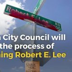 Charlottesville attack fuels push to rename Austin's Robert E. Lee Road