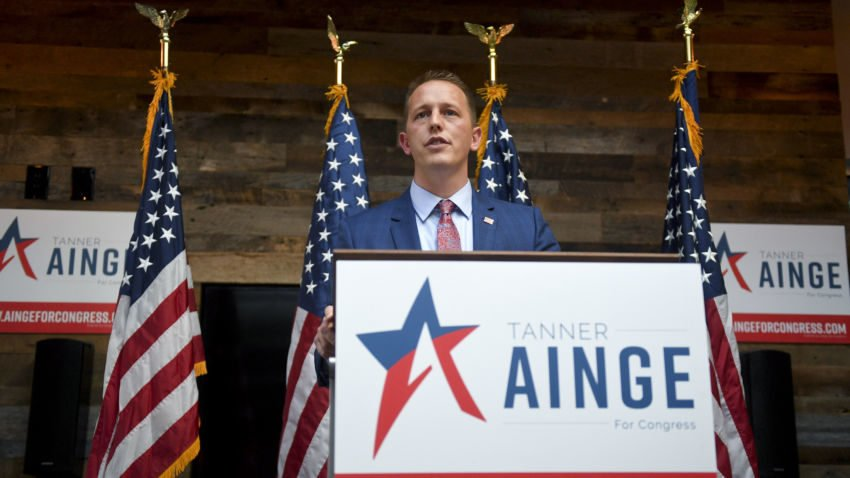 Tanner Ainge loses primary election for Utah's U.S. House seat