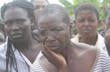 Man lynched after killing his mother in Nyamira