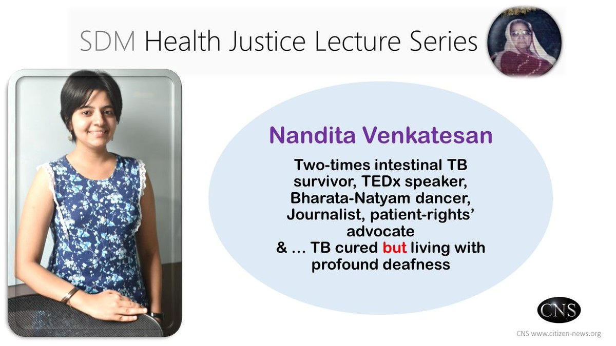 test Twitter Media - Watch 37:13-57 of lecture recording to see @Nandita_Venky call for coordinated action on #DisabilityRights to #endTB https://t.co/GAVl9AkVS0 https://t.co/bySdw0bIY4