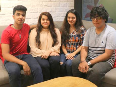 Teen launches mental health support group