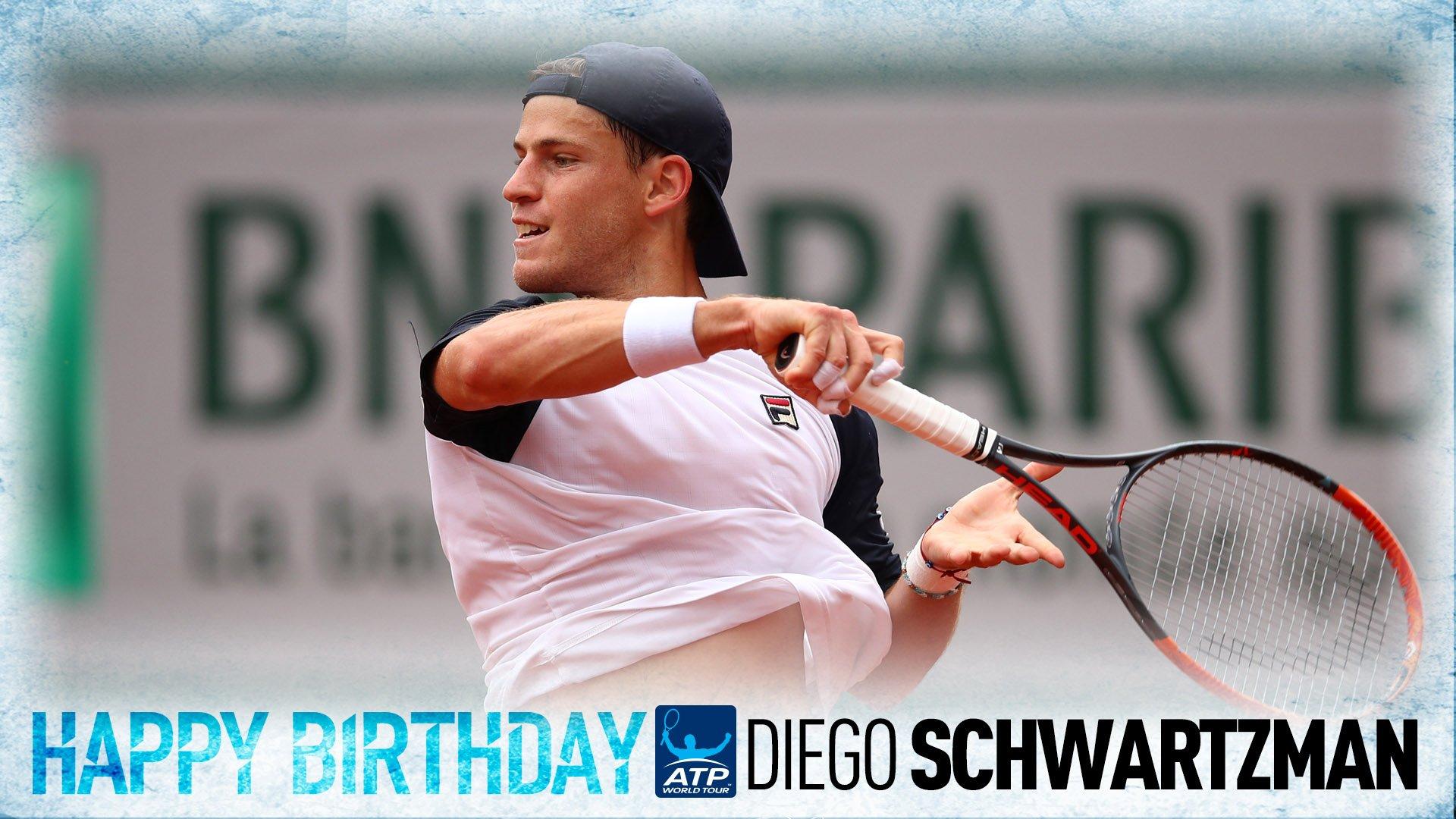 Happy Birthday to @dieschwartzman, who turns 25 today!�� Feliz cumple, Diego! View Profile: https://t.co/f2ewGQN8KZ https://t.co/PTV3JzfsYv