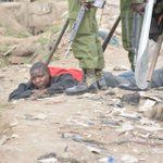 Cops storm Mathare peace meeting, order people to leave