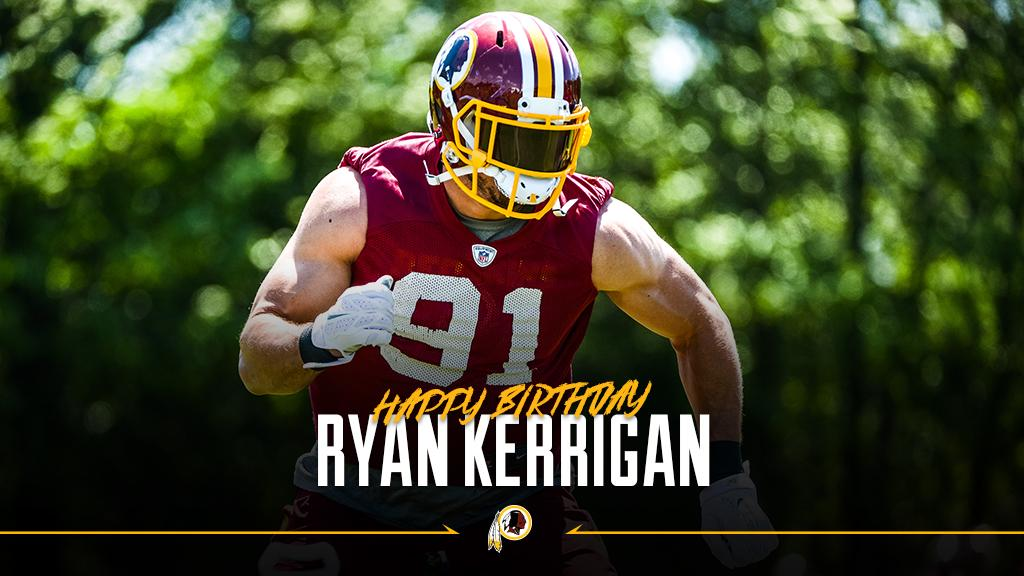 RT to wish #Redskins LB @RyanKerrigan91 a happy birthday! #HTTR https://t.co/kbvIIGxxzC