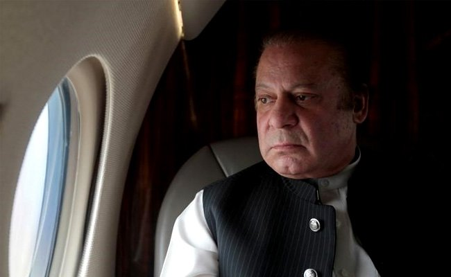 Ex-Pak PM Nawaz Sharif Files Plea In Supreme Court Challenging Ouster
