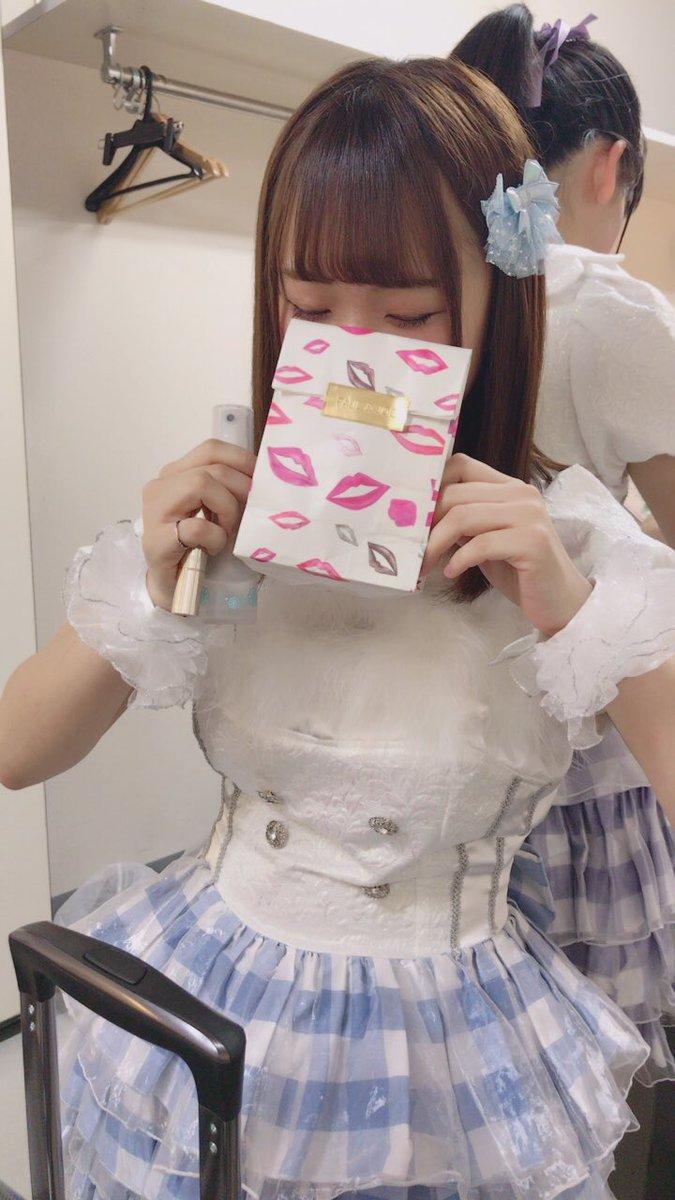 川崎クラブチッタさんありがとうございました(╹◡╹)!しずくちゃんにもらったリップをつけて挑みました。せんきゅーしずく♡