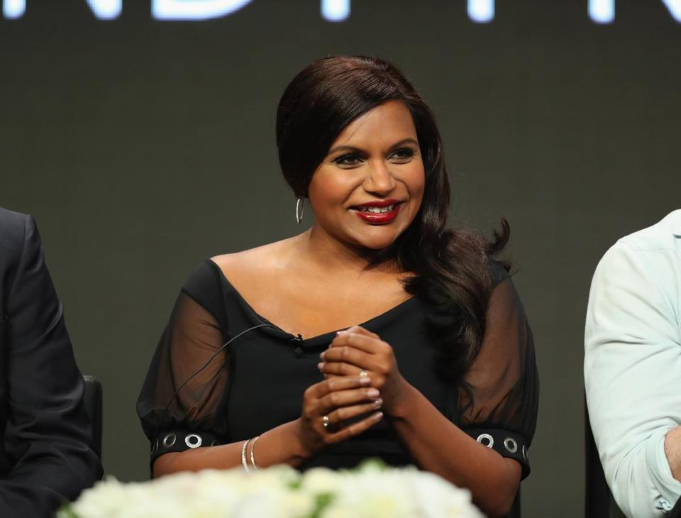 Mindy Kaling discusses why pregnancy 'is kind of a fun feeling'