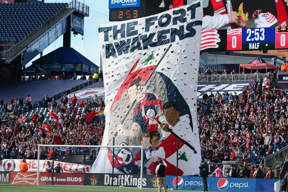 Gillette Stadium a potential host for 2026 World Cup games