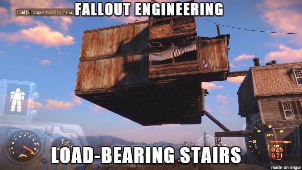 #VideoGameLogic #Fallout4 https://t.co/8iO0oFBFVU