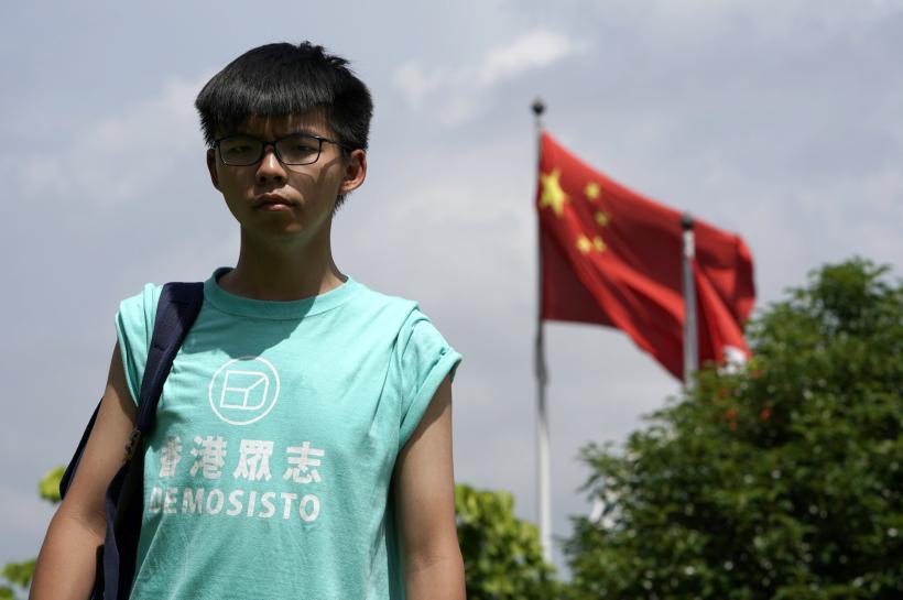 Young Hong Kong democrats face jail amid fears of broader crackdown