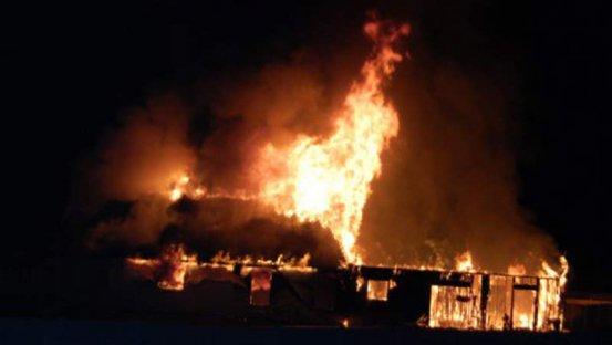 Six people die following fire incident in Laikipia County