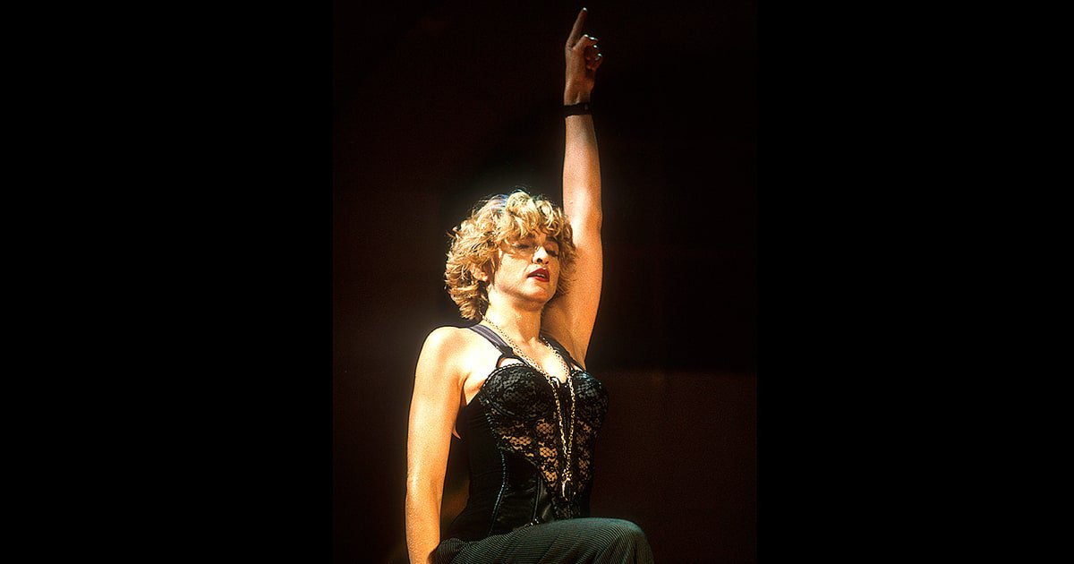 Happy birthday Madonna! Here are 12 reasons why her 1989 performance is her best ever