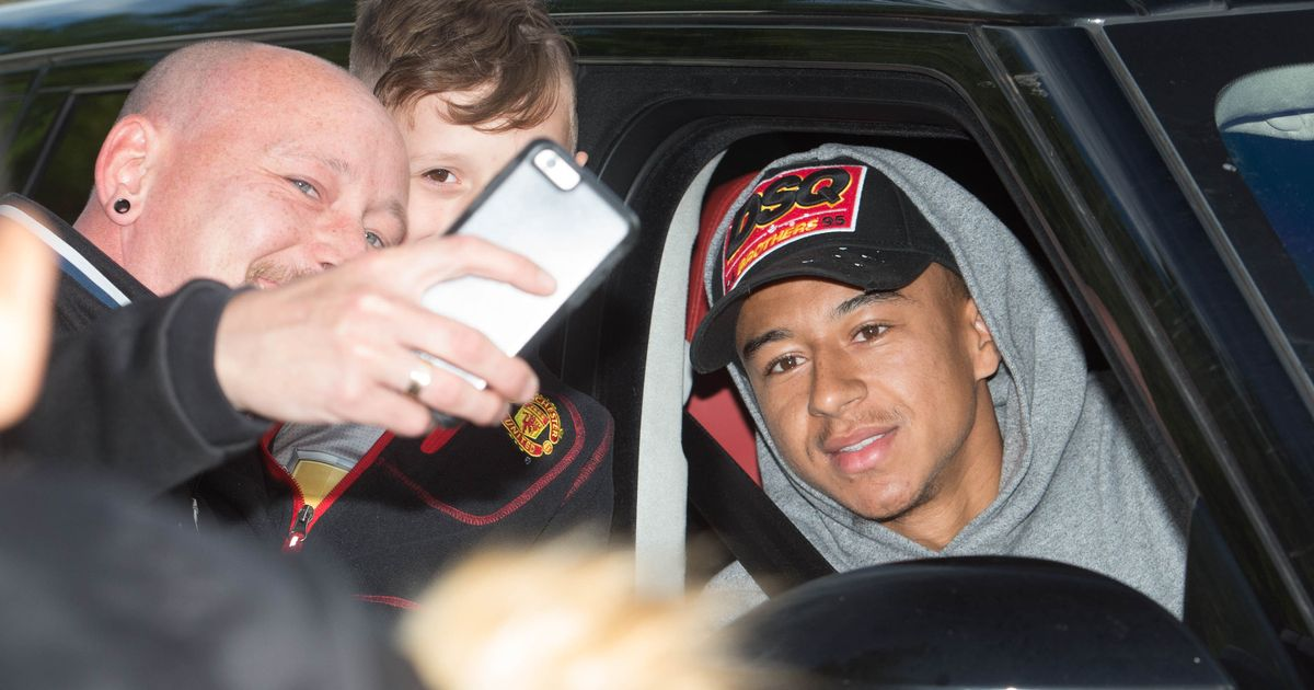 Manchester United stars arrive for training as preparations for weekend trip to Swansea are stepped up