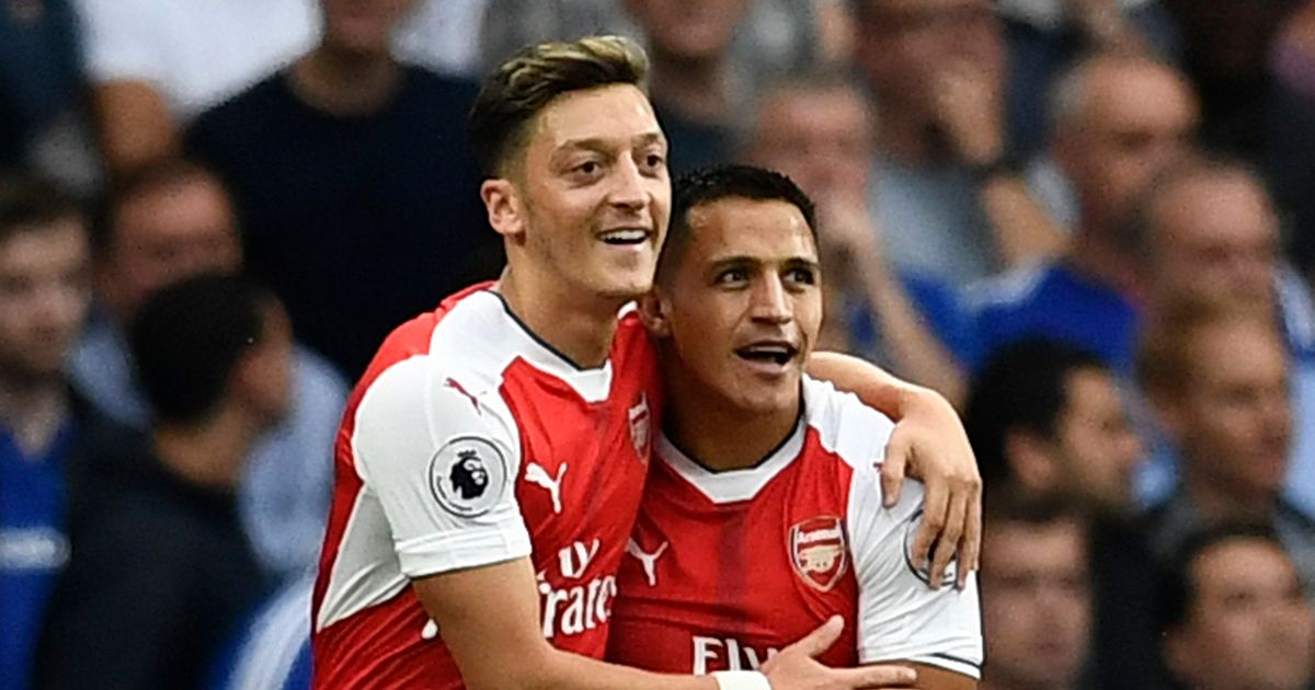 The 2018 free transfer XI: Arsenal, Liverpool and Manchester United stars feature in a potential Premier League winning team