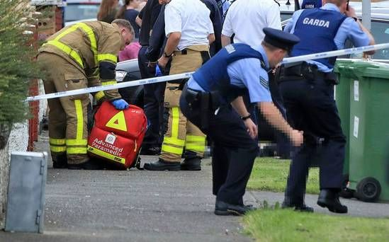 Man and woman killed in gangland-style shooting in Dublin housing estate - Independent.ie