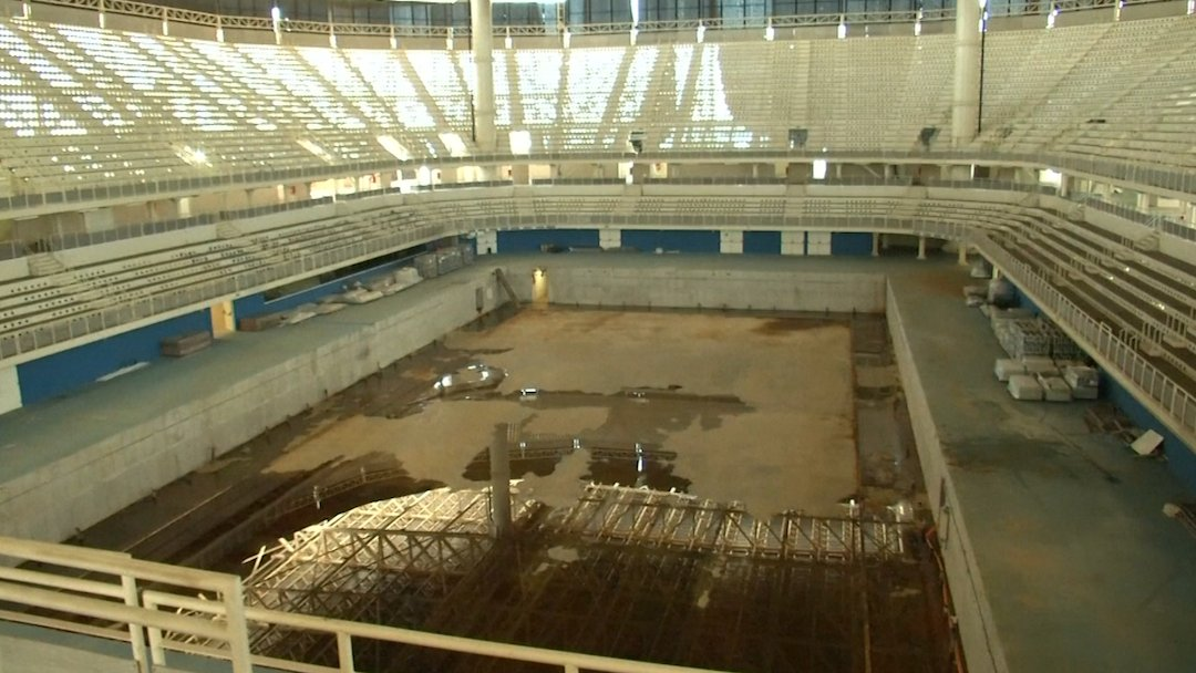 The Rio Olympics were only a year ago, but the venues look like they've been deserted for decades https://t.co/wjeDhgqj2d