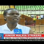 National Under 23 team travels for Slovenia next month