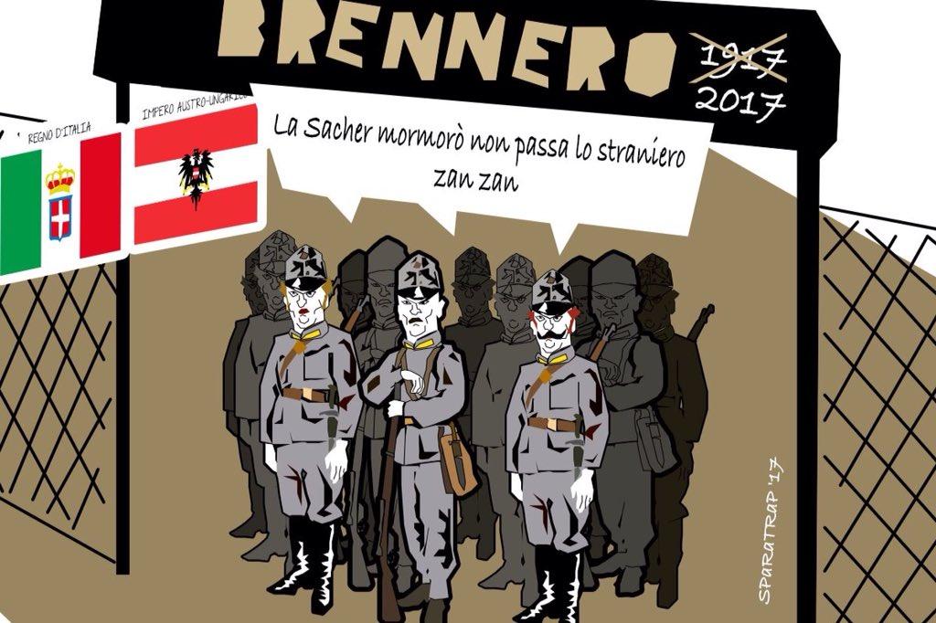 #Brennero