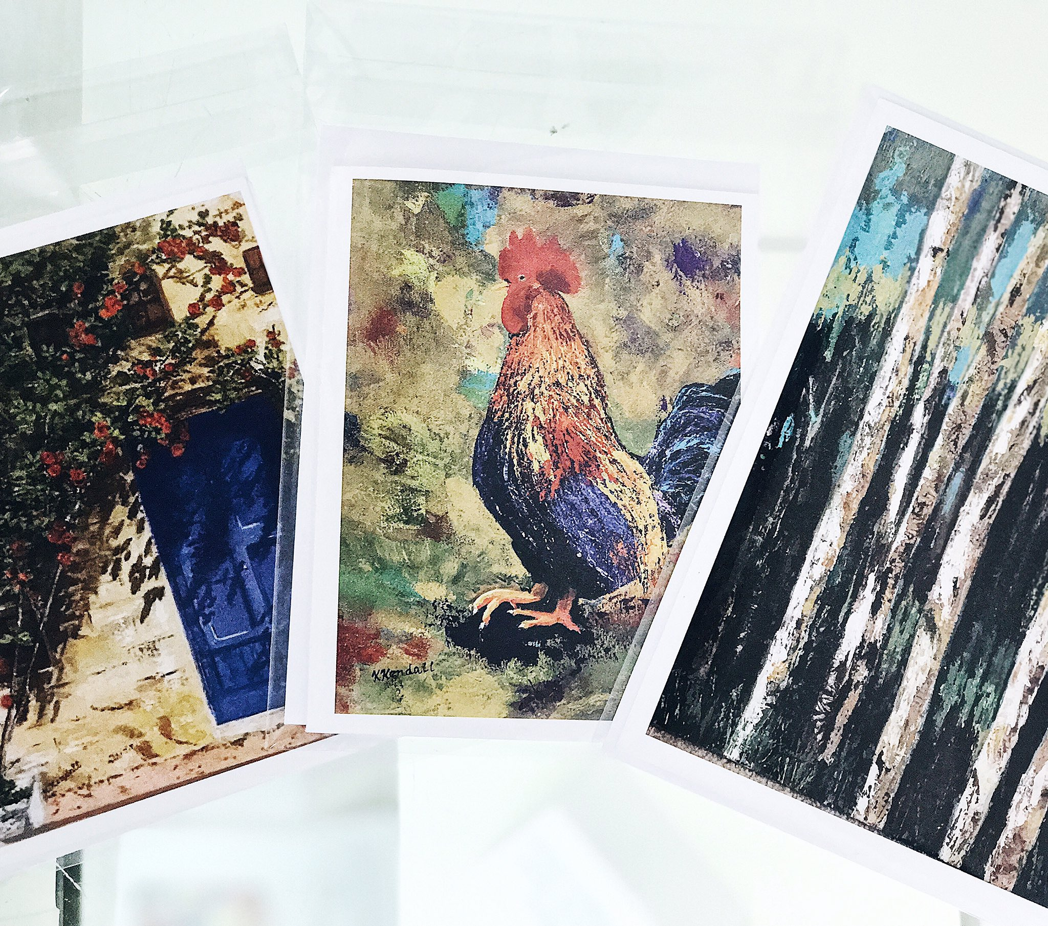 Check out Kim Kendall's custom greeting cards in our gift shop. Perfect for any occasion! Only $2 each! https://t.co/Etv13Q8HMt