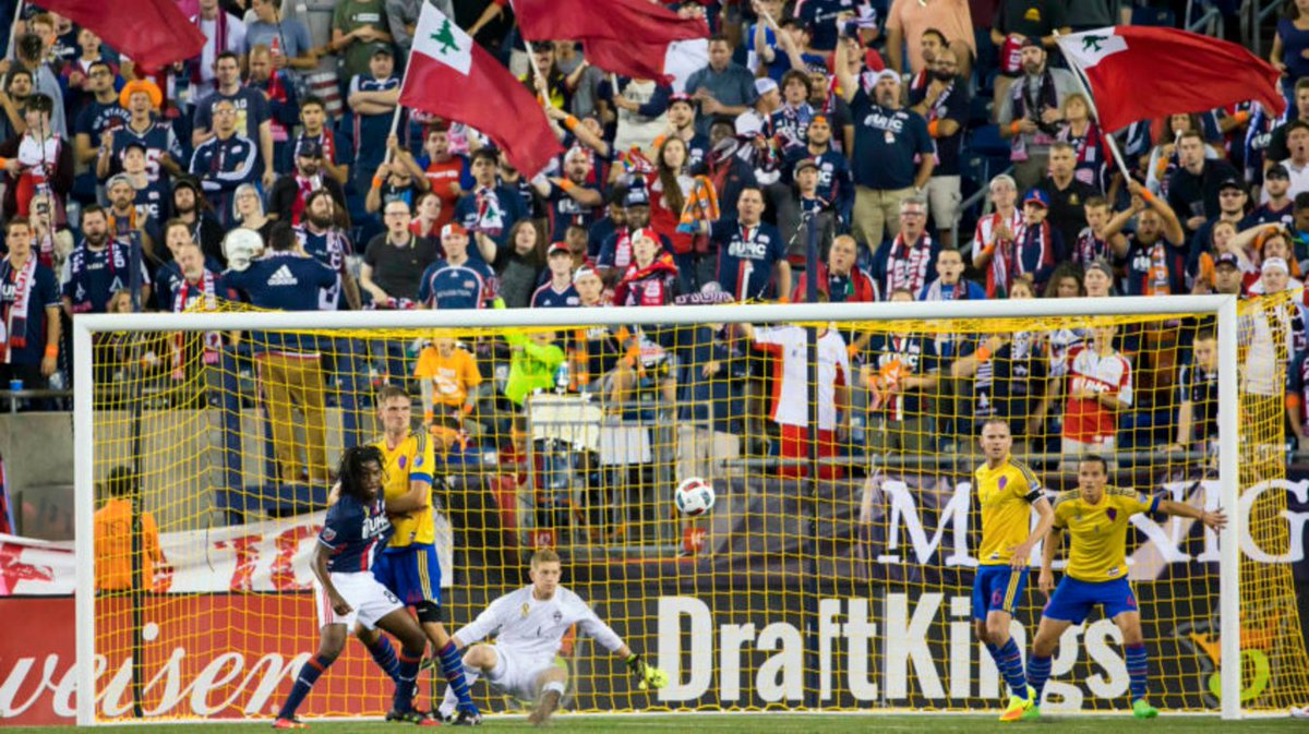 Revs first, Patriots last in survey of local fan experience