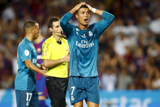 L'appel de Cristiano Ronaldo rejeté par la Fédération espagnole de football