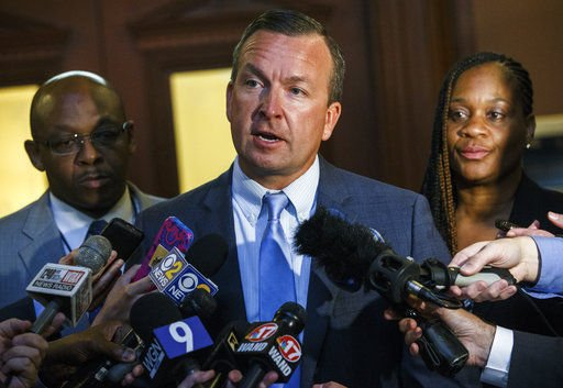 The Latest: Rauner blasts 'special deals' for Chicago