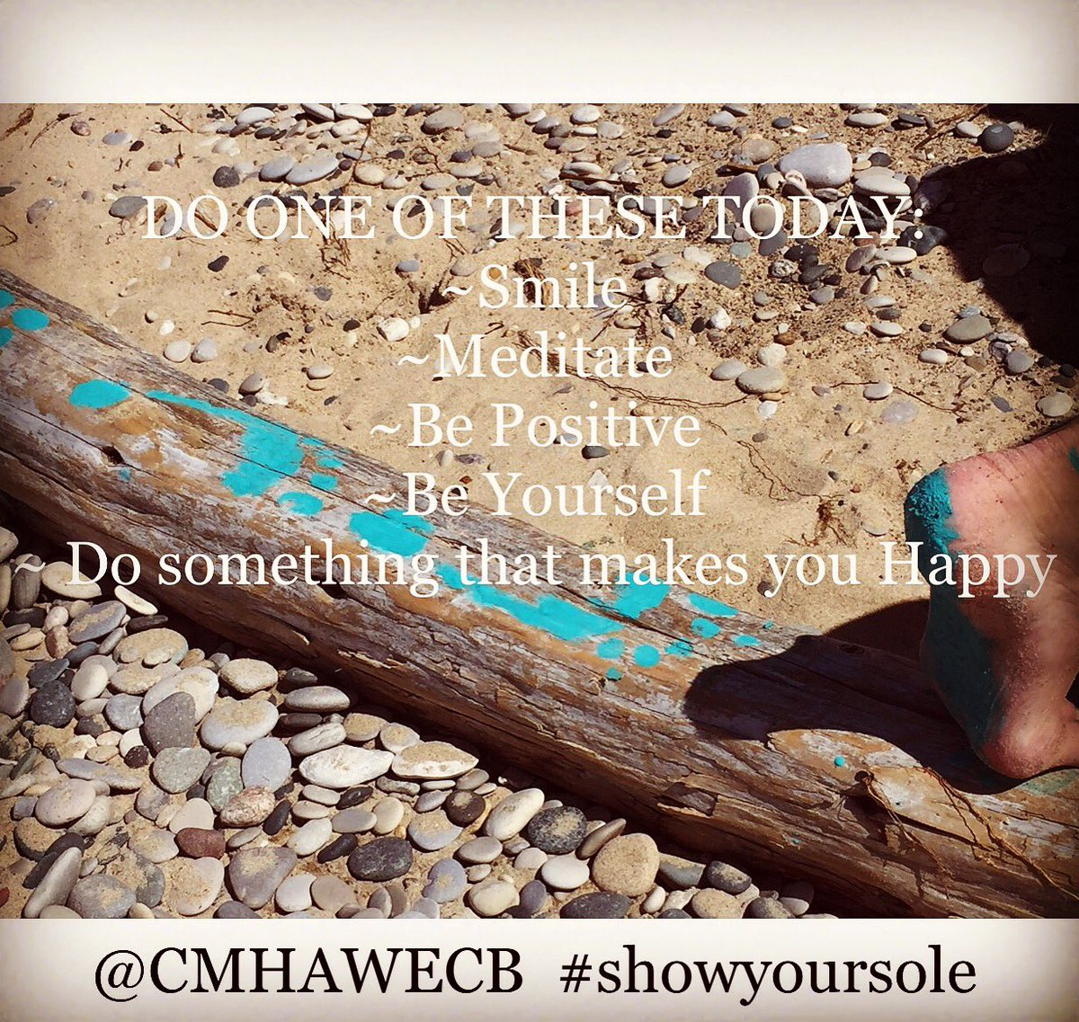 test Twitter Media - #WednesdayWisdom #selfcare #showyoursole #solefocusproject https://t.co/ii0hlG7EDs