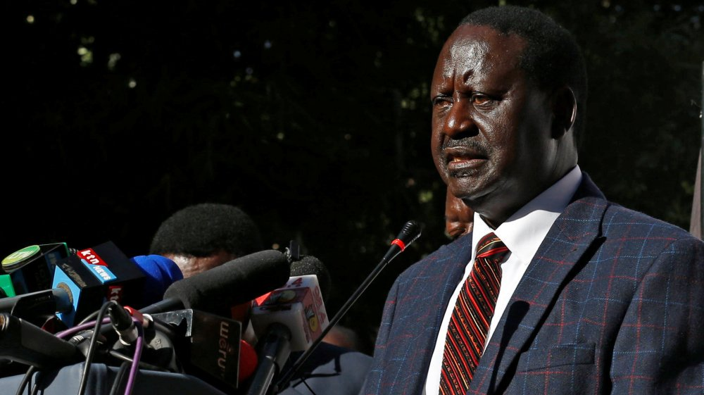 Kenya's Odinga to challenge Kenyatta's victory in court