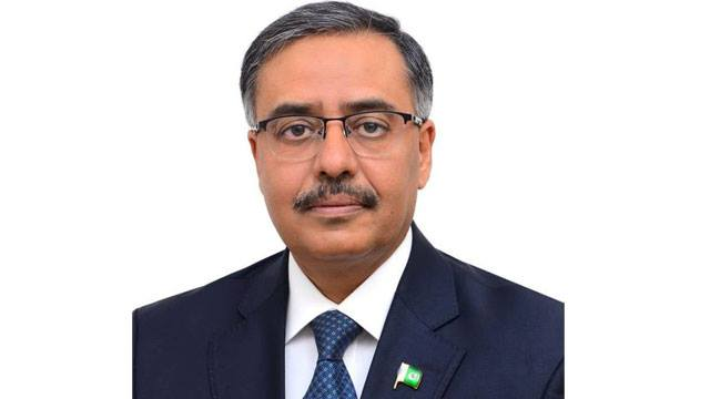 Sohail Mahmood takes charge as Pakistan High Commissioner to India
