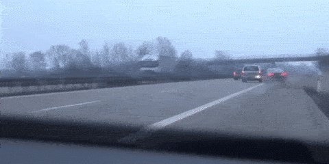 German Cops Chase Suspect In An Allegedly Stolen Audi A5 On The Autobahn